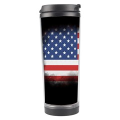 Honor Our Heroes On Memorial Day Travel Tumbler by Catifornia