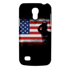 Honor Our Heroes On Memorial Day Galaxy S4 Mini by Catifornia