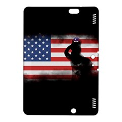 Honor Our Heroes On Memorial Day Kindle Fire Hdx 8 9  Hardshell Case by Catifornia