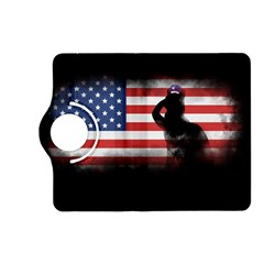 Honor Our Heroes On Memorial Day Kindle Fire Hd (2013) Flip 360 Case by Catifornia