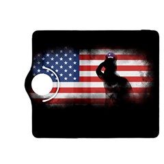 Honor Our Heroes On Memorial Day Kindle Fire Hdx 8 9  Flip 360 Case by Catifornia