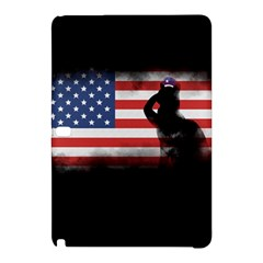 Honor Our Heroes On Memorial Day Samsung Galaxy Tab Pro 10 1 Hardshell Case by Catifornia