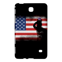 Honor Our Heroes On Memorial Day Samsung Galaxy Tab 4 (7 ) Hardshell Case  by Catifornia