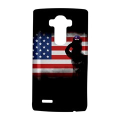 Honor Our Heroes On Memorial Day Lg G4 Hardshell Case by Catifornia