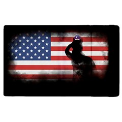 Honor Our Heroes On Memorial Day Apple Ipad Pro 9 7   Flip Case by Catifornia