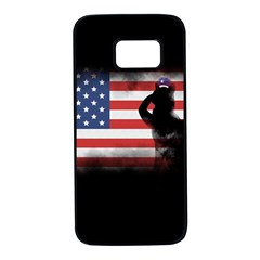 Honor Our Heroes On Memorial Day Samsung Galaxy S7 Black Seamless Case