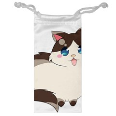Ragdoll Cat For Life Jewelry Bag by Catifornia