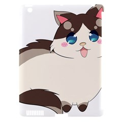 Ragdoll Cat For Life Apple Ipad 3/4 Hardshell Case (compatible With Smart Cover) by Catifornia
