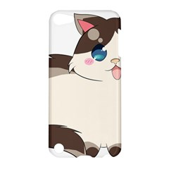 Ragdoll Cat For Life Apple Ipod Touch 5 Hardshell Case by Catifornia