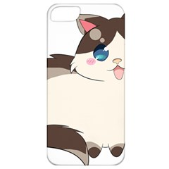 Ragdoll Cat For Life Apple Iphone 5 Classic Hardshell Case by Catifornia
