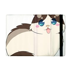 Ragdoll Cat For Life Apple Ipad Mini Flip Case by Catifornia
