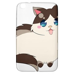 Ragdoll Cat For Life Samsung Galaxy Tab 3 (8 ) T3100 Hardshell Case  by Catifornia