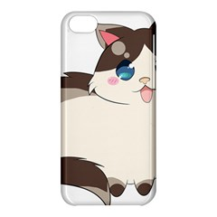 Ragdoll Cat For Life Apple Iphone 5c Hardshell Case by Catifornia