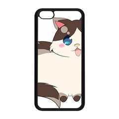 Ragdoll Cat For Life Apple Iphone 5c Seamless Case (black) by Catifornia