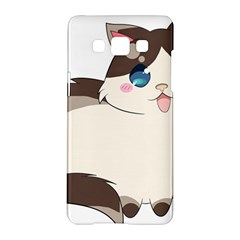 Ragdoll Cat For Life Samsung Galaxy A5 Hardshell Case  by Catifornia