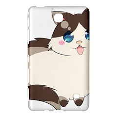 Ragdoll Cat For Life Samsung Galaxy Tab 4 (8 ) Hardshell Case  by Catifornia