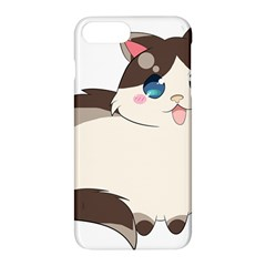 Ragdoll Cat For Life Apple Iphone 7 Plus Hardshell Case by Catifornia