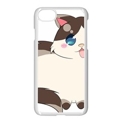 Ragdoll Cat For Life Apple Iphone 7 Seamless Case (white) by Catifornia