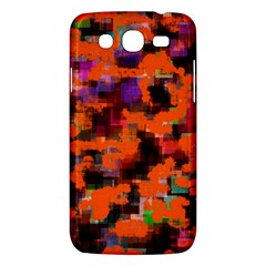 Orange Texture            Samsung Galaxy Duos I8262 Hardshell Case by LalyLauraFLM