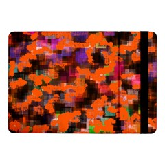 Orange Texture            Samsung Galaxy Tab Pro 8 4  Flip Case by LalyLauraFLM