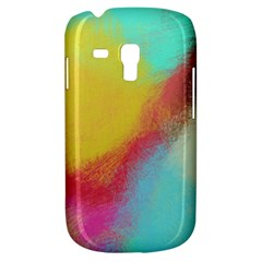 Textured Paint             Samsung Galaxy Ace Plus S7500 Hardshell Case by LalyLauraFLM