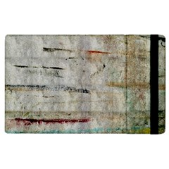 Dirty Canvas              Apple Ipad 2 Flip Case by LalyLauraFLM
