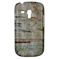 Dirty Canvas              Samsung Galaxy Ace Plus S7500 Hardshell Case by LalyLauraFLM