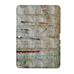 Dirty Canvas              Samsung Galaxy Tab 2 (7 ) P3100 Hardshell Case by LalyLauraFLM