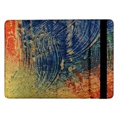 3 Colors Paint              Samsung Galaxy Tab Pro 10 1  Flip Case by LalyLauraFLM