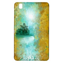 Turquoise River Samsung Galaxy Tab Pro 8 4 Hardshell Case by theunrulyartist