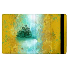 Turquoise River Apple Ipad Pro 9 7   Flip Case by digitaldivadesigns
