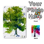 wc-trees-deckB-x1 - Playing Cards 54 Designs