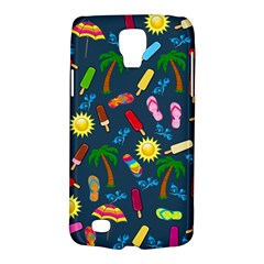 Beach Pattern Galaxy S4 Active by Valentinaart