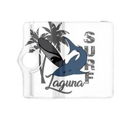 Surf   Laguna Kindle Fire Hdx 8 9  Flip 360 Case by Valentinaart