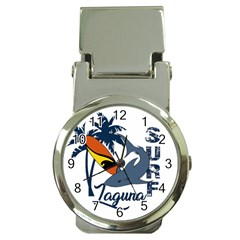 Surf   Laguna Money Clip Watches by Valentinaart