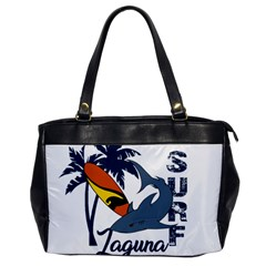 Surf   Laguna Office Handbags by Valentinaart