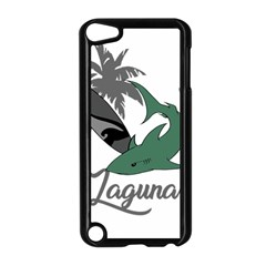 Surf   Laguna Apple Ipod Touch 5 Case (black) by Valentinaart