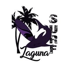 Surf   Laguna 5 5  X 8 5  Notebooks by Valentinaart