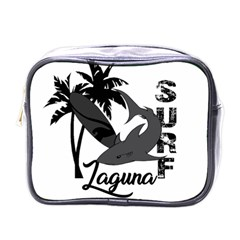 Surf   Laguna Mini Toiletries Bags by Valentinaart