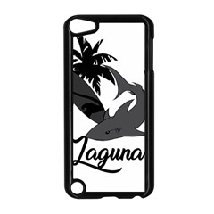 Surf   Laguna Apple Ipod Touch 5 Case (black) by Valentinaart