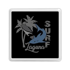 Surf   Laguna Memory Card Reader (square)  by Valentinaart