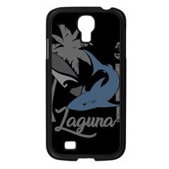 Surf   Laguna Samsung Galaxy S4 I9500/ I9505 Case (black) by Valentinaart
