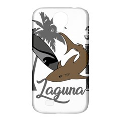 Surf   Laguna Samsung Galaxy S4 Classic Hardshell Case (pc+silicone) by Valentinaart