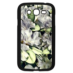 Elegant Flowers A Samsung Galaxy Grand Duos I9082 Case (black) by MoreColorsinLife