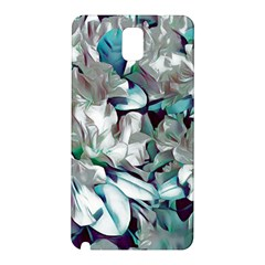 Elegant Flowers C Samsung Galaxy Note 3 N9005 Hardshell Back Case by MoreColorsinLife