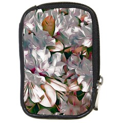 Elegant Flowers B Compact Camera Cases by MoreColorsinLife