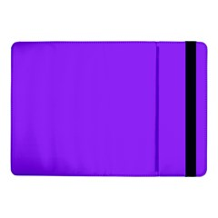 Neon Purple Solid Color  Samsung Galaxy Tab Pro 10 1  Flip Case