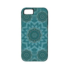 Wood And Stars In The Blue Pop Art Apple Iphone 5 Classic Hardshell Case (pc+silicone) by pepitasart
