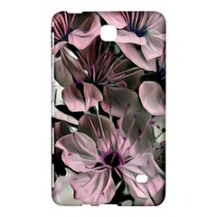 Wonderful Silky Flowers A Samsung Galaxy Tab 4 (8 ) Hardshell Case  by MoreColorsinLife