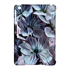Wonderful Silky Flowers B Apple Ipad Mini Hardshell Case (compatible With Smart Cover) by MoreColorsinLife